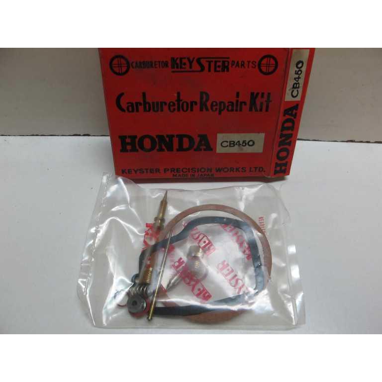 Kit réparation carburateur 450 CB