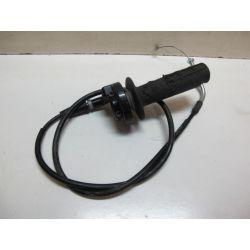 Poignée de gaz + cable 450 LTR 08