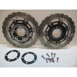 Disques de frein Z800 13/16