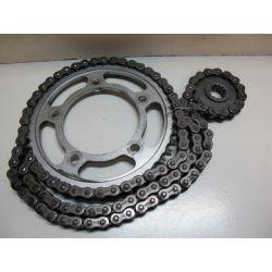 Kit chaine 600CBR 95/98