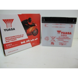 Batterie YUASA 51913 BMW