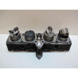 Bloc cylindre + pistons 600 Bandit 00/04