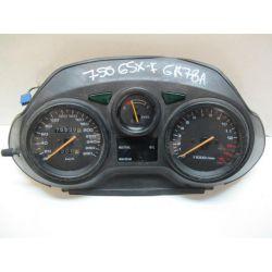 Tableau de bord 750 GSXF 89/96