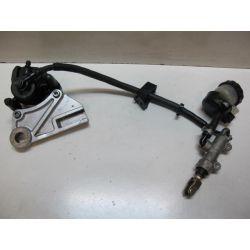 Etrier + maitre cylindre de frein ar Z750 04/06