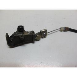 Mecanisme de verrouillage de selle ST1100 90/02