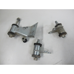 Supports moteur Yamaha 350 GRIZZLY de 2008