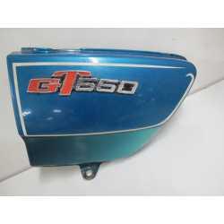 Cache lateral gauche 550 GT