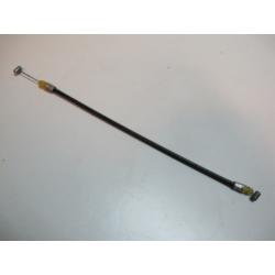 Cable de commande de serrure de selle Z750 04/06