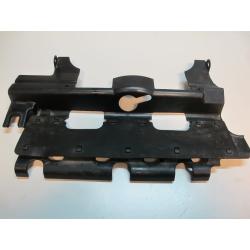 Cache supérieur radiateur ZX12R 00/01